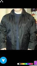 Armani Jeans mens jacket XL