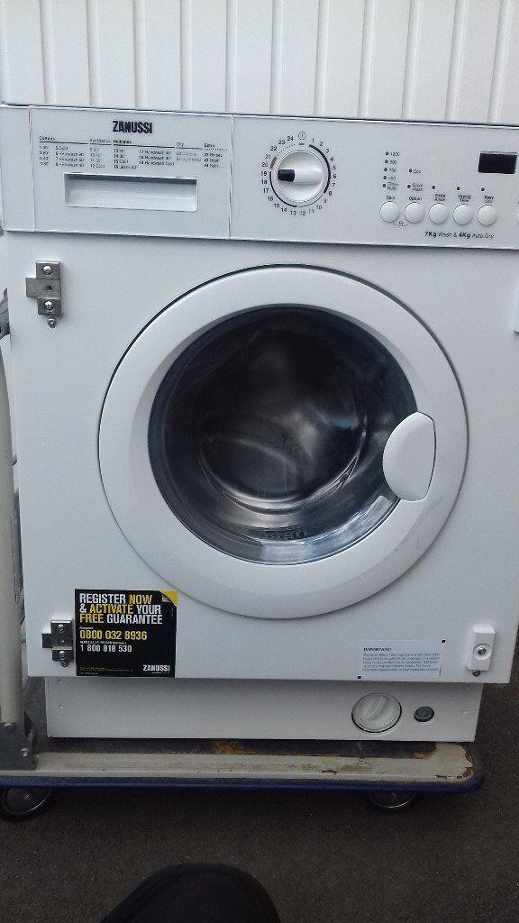 Zanussi Washer / Dryer