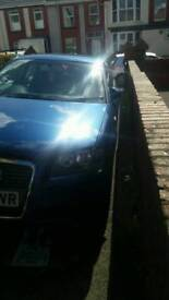 Audi a3 2.0 16v 140 bhp bkd 3 door breaking for spares