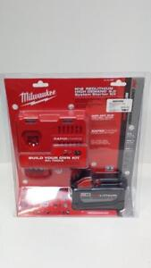 Milwaukee 9.0 Starter Kit. We Buy and Sell Used Tools! (#49878) AT817477