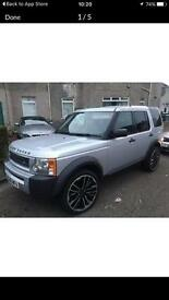 2006 Land Rover Discovery 3 may swap or part x