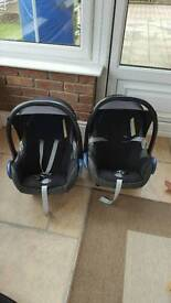 Cosi car seats and bases