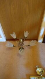 Ceiling light - one of a pair