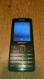 Samsung S5611 locked on 3