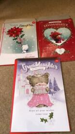 Christmas Cards x3 Bundle for £1