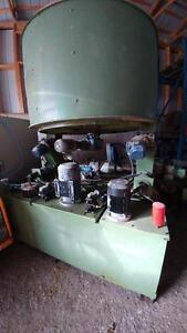Costruzioni Nazzareno s.r.l.  501 Biomass Hydraulic Briquetting/Fire Log Press