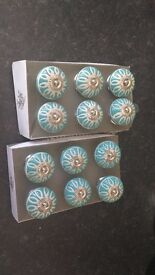 Ornate cupboard / draw knobs