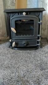 Wood burner - Foxhunter