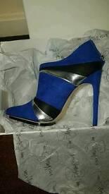 Brand new designer shoes ×3 (size 5)