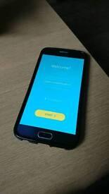 Samsung Galaxy S6- Unlocked. Sapphire Black