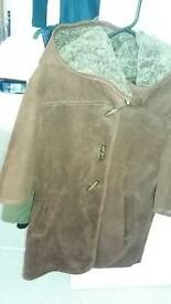Women Brown Coat