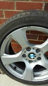 "BMW 17"" Alloys x 4"