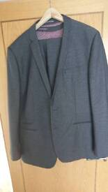 Mens suit 3 piece
