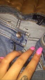 Women's Armani jeans