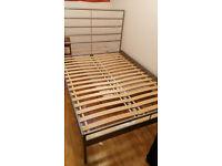 Ikea Heimdal double bed fram (140x200)