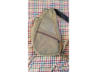 Healthy Back Bag XSmall, Taupe, Brand New.