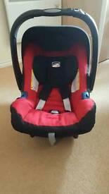 Britax baby shr2 car seat