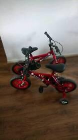 Two universal kids bikes