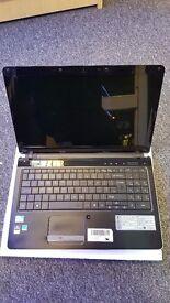 """Packard Bell LL1 Intel Pentium U4100 1.30 4GB 320GB 15.6"""" FAST&GREAT--ECONOMY"""