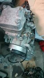 Honda Dylan engine