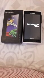 Lenovo tab 2 A7, great condition!