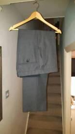 Trousers grey 32 waist
