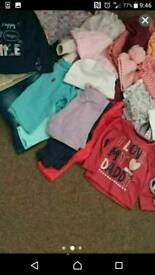 9/12 month girls clothes
