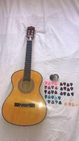Martin Smith W-560 3/4 Size 36-inch Guitar