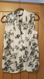 M&Co top size 12, BNWT