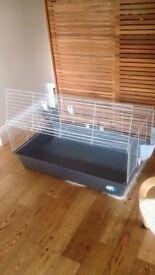 Indoor rabbit or guinea hutch