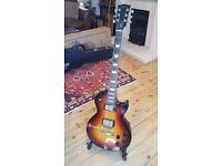 Gibson Les Paul Studio Fireburst Guitar - ABSOLUTELY STUNNING!