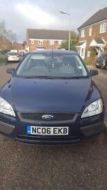 2006 ford focus 42000 miles