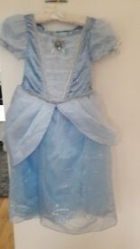 Beautiful Cinderella dress from Disney Store