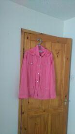 size 20 ladies lined parka jacket