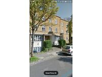 2 bedroom Central London for 2 bedroom ground floor flat.