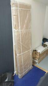 Orion Frameless Sliding Shower Door 1000mm wide