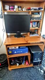 Samsung 24 inch Tv Monitor And Computer