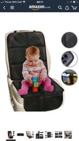 Car Seat Protector,Car Seat Cover Protector with Anti-slip/Waterproof/Scratch-proof
