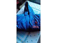 Spoderman jacket