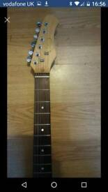 Stagg guitar strat copy