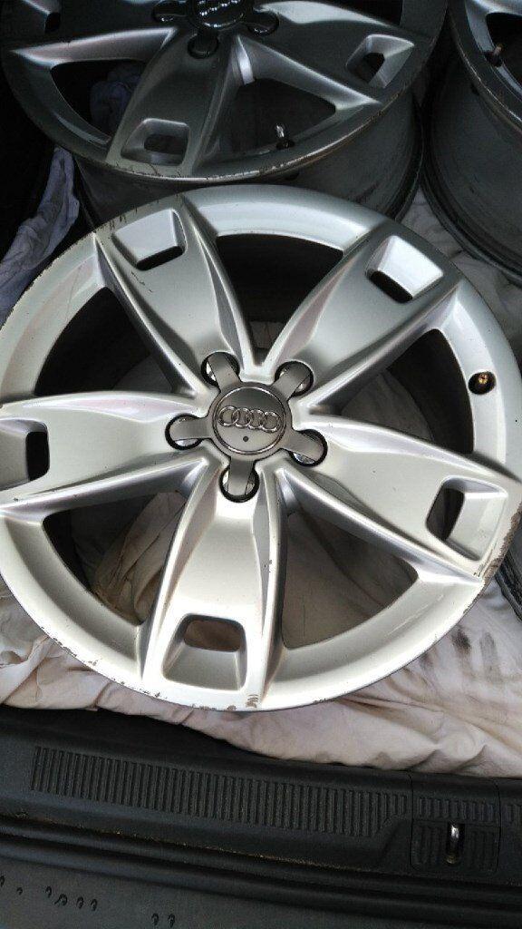 "Audi A3 Sport 17"" Alloy wheels 5x112 - No Tyres"