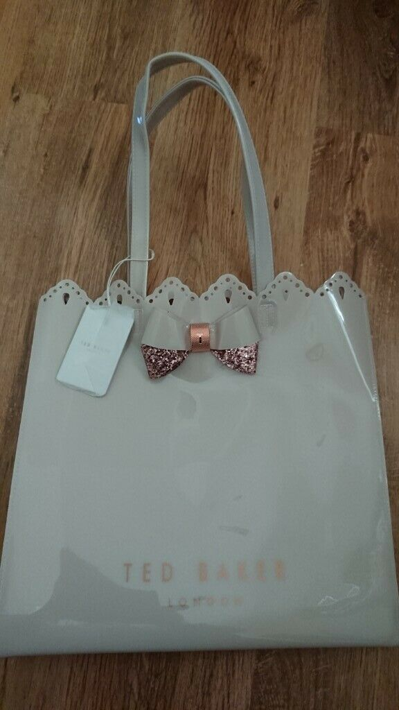 8e3cf690b6 Brand New Ted Baker Pink Shopper Bag | in Pelton, County Durham ...