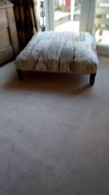 Indian footstool