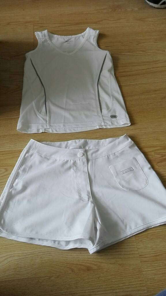 Running shorts and topin Oxford, OxfordshireGumtree - Brand new by lottoOnly £2