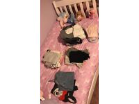 Selection of girls clothes aged 4/4-5 excellent condition