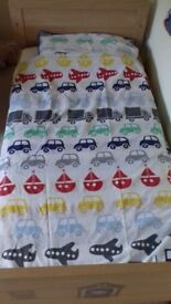 toddler bedding and curtains