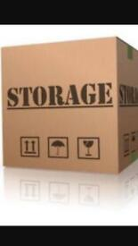 Storage Space Available