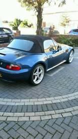 BMW Z3. 1999.