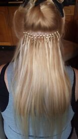 MOBILE HAIR EXTENSIONS - ONLY 100% DOUBLE DRAWN REMY HUMAN HAIR USED - 8 METHODS!