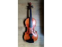 Beautiful Full-Size Violin Zhang's Workshop 1992
